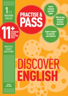 Practise & Pass 11+ Level One: Discover English, Paperback Book