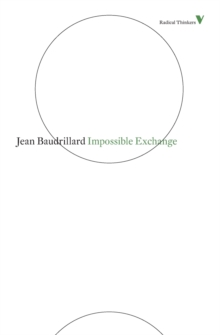 Impossible Exchange, Paperback Book