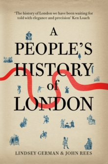A People's History of London, Paperback Book