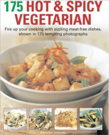 175 Hot and Spicy Vegetarian, Paperback Book
