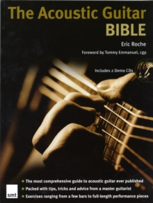 The Acoustic Guitar Bible, Mixed media product Book