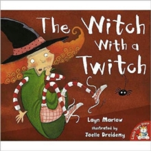 The Witch with a Twitch, Paperback Book