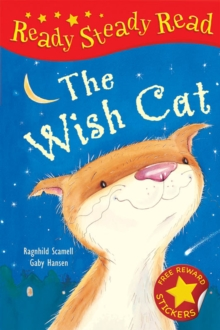 The Wish Cat, Hardback Book