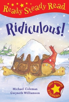 Ridiculous!, Hardback Book