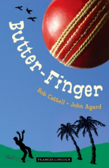 Butter-finger, Paperback Book