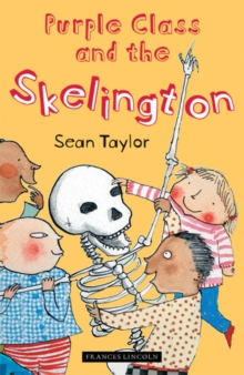 Purple Class and the Skelington, Paperback Book