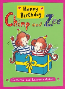 Happy Birthday Chimp and Zee, Paperback Book