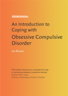 An Introduction to Coping with Obsessive Compulsive Disorder, Paperback Book