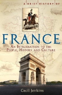 A Brief History of France, Paperback Book
