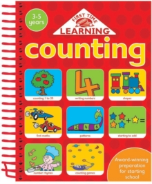 Counting, Paperback Book