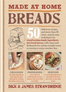 Made at Home : Breads, Hardback Book