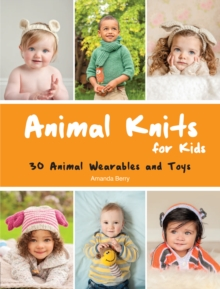 Animal Knits for Kids, Paperback Book