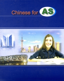Chinese for AS (Simplified characters), Paperback Book