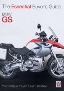 BMW GS : The Essential Buyer's Guide, Paperback Book