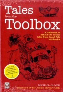 Tales from the Toolbox, Paperback Book
