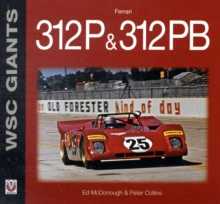 Ferrari 312P and 312PB, Paperback Book