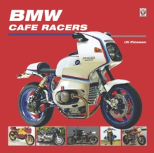 BMW Cafe Racers, Hardback Book