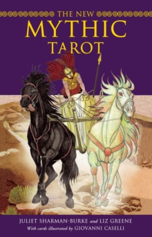 The New Mythic Tarot Pack, Hardback Book