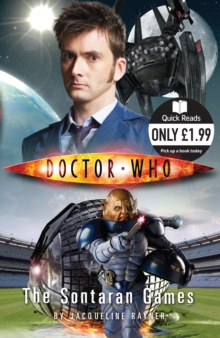 Doctor Who : The Sontaran Games, Paperback Book