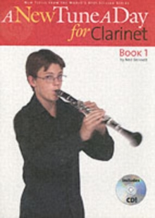 A New Tune A Day : Clarinet - Book 1 (CD Edition), Paperback Book