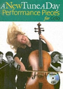 A New Tune A Day : Performance Pieces (Cello), Paperback Book