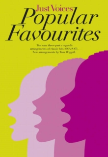 Just Voices : Popular Favourites, Paperback Book