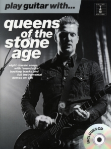 Play Guitar with... Queens of the Stone Age, Mixed media product Book