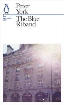 The Blue Riband : The Piccadilly Line, Paperback Book