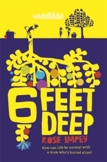 Six Feet Deep, Paperback Book