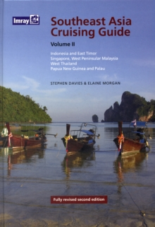 Cruising Guide to SE Asia : v. 2, Paperback Book