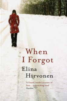 When I Forgot, Paperback Book