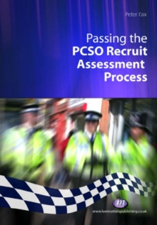 Passing the PCSO Recruit Assessment Process, Paperback Book