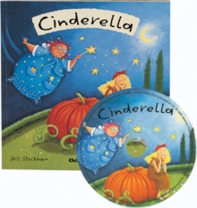 Cinderella, Mixed media product Book
