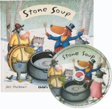 Stone Soup, Mixed media product Book