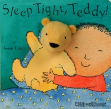 Sleep Tight, Teddy!, Board book Book