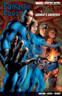 Fantastic Four: World's Greatest, Paperback Book