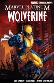 The Definitive Wolverine, Paperback Book