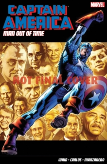 Captain America: Man Out Of Time, Paperback Book
