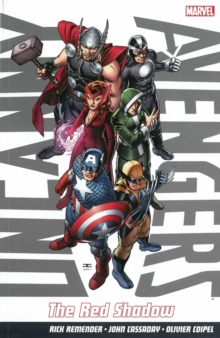 Uncanny Avengers: The Red Shadow, Paperback Book