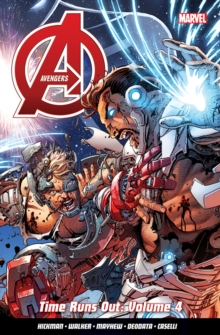 Avengers: Time Runs Out Vol. 4, Paperback Book
