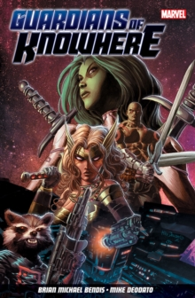 Guardians Of Knowhere, Paperback Book