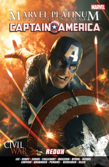 Marvel Platinum: The Definitive Captain America Redux, Paperback Book