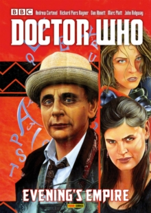 Doctor Who: Evening's Empire, Paperback Book