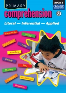 Primary Comprehension : Fiction and Nonfiction Texts Bk. B, Paperback Book