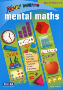 NEW WAVE MENTAL MATHS YEAR 3 PRIMARY 4, Paperback Book