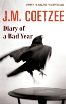 Diary of a Bad Year, Hardback Book