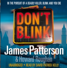 Don't Blink - CD, CD-Audio Book