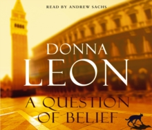 A Question of Belief, CD-Audio Book
