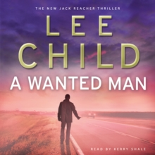 A Wanted Man, A, CD-Audio Book