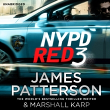 NYPD Red 3, CD-Audio Book